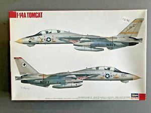 HASEGAWA 1/72 - F14A TOMCAT