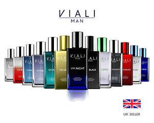 VIALI Mens Perfume Spray Eau de toilette 30ML multi designer fragrances