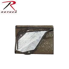 Rothco 9069 G.I. Aluminized Casualty Blanket - Olive Drab