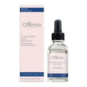 Skin Chemists Hyaluronic Acid Skin Shot 15ml for All Skin Types
