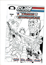 G.I. JOE vs. the Transformers #2 image 2003 Web Variant Limited to 1000 copies