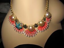BETSEY JOHNSON RARE BETSEY AND THE SEA SHELL NECKLACE