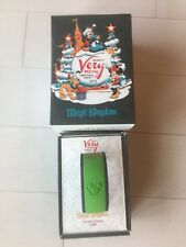 Disney Mickey's Very Merry Christmas Party MagicBand 2015 NEVER LNKD LE 4000 NEW