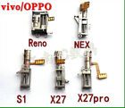 1PCS For oppoReno NEX vivo X27 S1 camera lift motor catapult iron frame axe