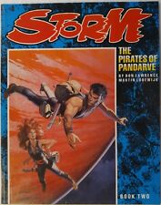 STORM: THE PIRATES OF PANDARVE [Book Two; Don Lawrence & Martin Lodewijk]