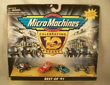 BEST of '91   Micro Machines Set   New/Sealed RX-7 Convertible +++
