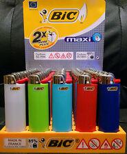 BIC Maxi Feuerzeuge 50 Stück J26 mit Kindersicherung Originalverpackt im Display