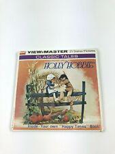 1976 vintage Gaf view master Classic Tales Holly Hobbie complete reel set B344