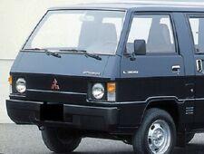 MITSUBISHI L300 DELICA MODEL 1980 85 88 FRONT WINDOW REGULATORS MANUAL PAIR L R