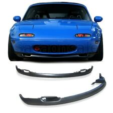 Made for 90-97 MAZDA MIATA MX5 RS Style JDM Front Bumper Lip - PU