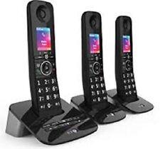 BT Premium Trio DECT Cordless Phone with Call Block & Answerphone