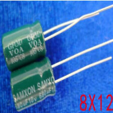 10 UPY1A681MPH NICHICON 680uf 10V 105° Radial Low Pro Electrolytic Cap