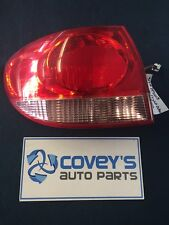 2001-02 Mazda Millennia Left Outer Tail Light Assembly