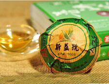 Yunnan Menghai Pu'erh Tea Puerh Raw Bowl 100g