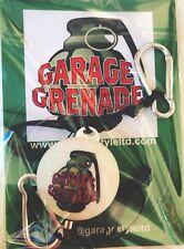 Garage Grenade Trip Wire Style alarm system!  Shed Alarm Garage Alarm Door Alarm