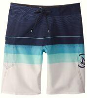 VOLCOM Men's LIDO LINEY MOD 21 Boardshorts - Size 32 - DTA - NWT