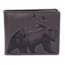 Mountain Bear - Mens Wallet - Shagwear - New