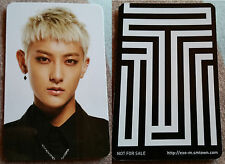 EXO M Tao Zi Tao Z.TAO Overdose Photocard
