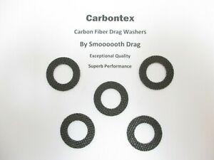 Smooth Drag Carbontex Drag Washers #SDD161 DAIWA REEL PART Sweepfire 3000 B 3