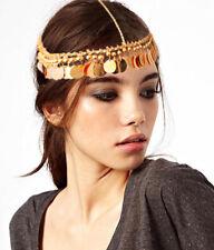 Stirnband Kleopatra Haarband Haarkette Haarschmuck Kopfschmuck Stirnschmuck 8