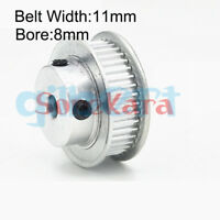 Aluminum 3D Printer MXL Timing Pulley 70T Fit MXL Belt Width 11mm For CNC
