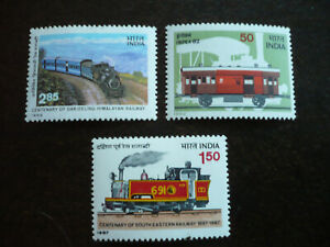 Stamps - India - Scott# 1004-1005 & 1151