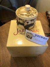 Pandas ' Rare Breed ' trinket box by Jardinia with box and Coa Mastin Perry