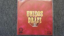 Drafi Deutscher - Unidos 7'' Single SUNG IN SPANISH