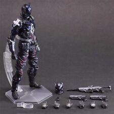 Play Arts Kai Batman Arkham City Knight Variant PVC Action Figure Statue Model