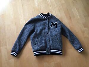 Coole College Jacke 80er Jahre Style Gr.36
