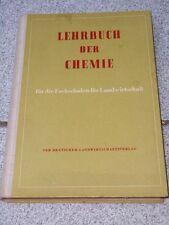 DDR Sachbücher für Chemie