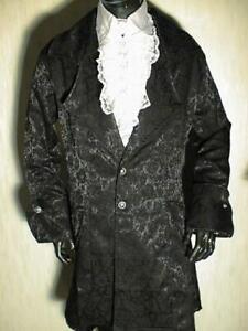 Pirate Frock Coat (Black) - 5015