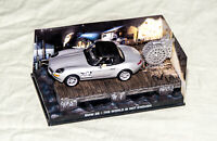 1999 BMW Z8  - The World Is Not Enough - James Bond 007 1:43 Eaglemoss UH 4