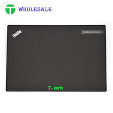 New 04X5359 for Lenovo Thinkpad X240 X250 Top LCD Back Cover Rear Lid Case