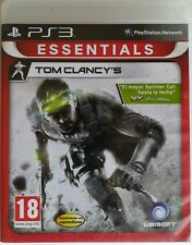 Tom Clancy's. Ps3. Fisico. Pal Esp