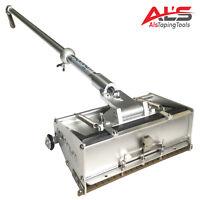 "Platinum 10-Inch Professional 10"" Drywall Flat Finishing Box w/ 42"" Box Handle"