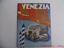 1936 venezia Venice Italy Italian Travel Brochure ENIT Modern Vintage Original