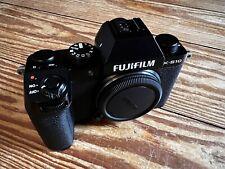 Fujifilm X-S10 Digitalkamera- schwarz, 1a Zustand, selten benutzt, in OVP