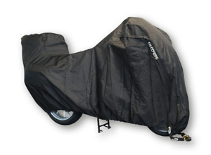 DS Covers Alfa Top Case Negro Talla XXL 246x105x140/130cm