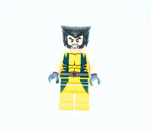 Lego Wolverine 6866 Super Hero Minifigure
