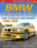 Zurschmeide Jeffrey-Bmw 3-Series (E36) 1992-1999 (US IMPORT) BOOK NEW