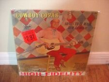 COWBOY COPAS Songs That Made Him Famous STARDAY 1961 MONO SLP-144 EARLY COUNTRY