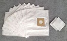 10 Staubsaugerbeutel für Rowenta Compacteo Ergo RO 5295 OA Filtertüten +2 Filter