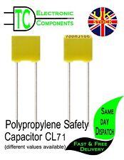 20x 50pF Low Voltage 50V Ceramic Disc Capacitor