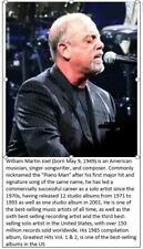 Billy Joel Vinyl LP Albums