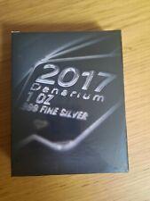 1 Oz Silver Denarium Bitcoin Wallet (like cascasius / Lealana) unfunded