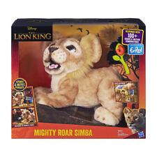[Furreal] E5679 Disney The Lion King Mighty Roar Simba Interactive Plush Toy