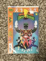 Mighty Morphin Power Rangers # 1 Launch Party Kit Variant Boom Studios!