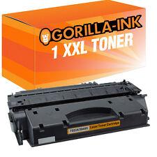 Toner-Kartusche XXL für HP Laserjet P2010 P2015D P2015DN P2015N Q7553X 53X