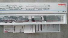MÄRKLIN H0 28830 Zugpackung Dampfschneeschleuder mit Dampflok BR52 DB OVP (#523)